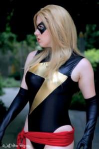 Angi Viper as Warbird