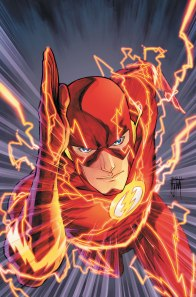 DC 52 Flash comic