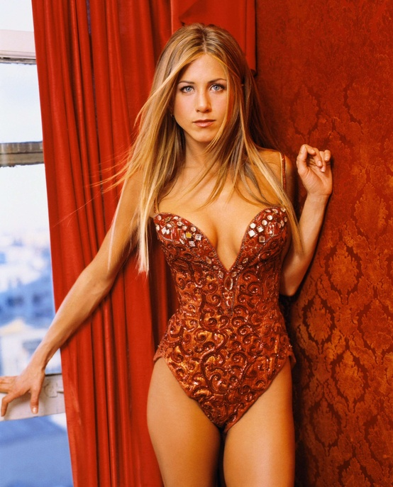 Jennifer Aniston (45) – Looking forward to seeing what kind of