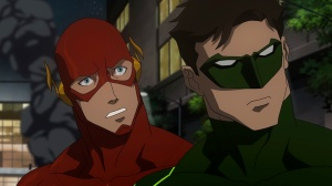 Credit: Warner Bros. Pictures Flash and Green Lantern