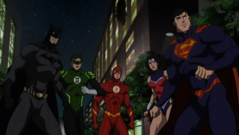 Credit: Warner Bros. Pictures The Justice League
