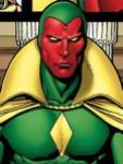 marvel comics the vision avenger