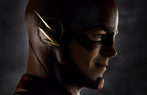 The Flash CW Grant Gustin