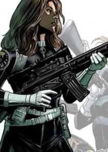 Agent 13 Sharon Carter