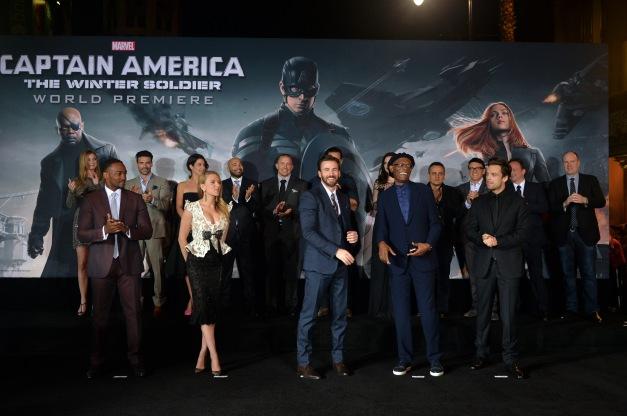 Alberto E. Rodriguez/Getty Images Main cast