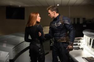 Zade Rosenthal/Marvel Black Widow/Natasha Romanoff (Scarlett Johansson) & Captain America/Steve Rogers (Chris Evans)