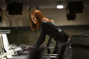 Zade Rosenthal/Marvel Black Widow/Natasha Romanoff (Scarlett Johansson)