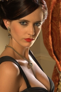 Casino Royale Eva Green hot dress