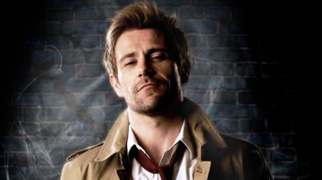 constantine-first-official-image- Matt Ryan