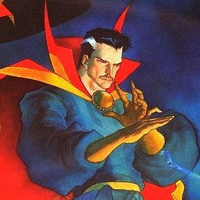 Dr. Strange Marvel Comics
