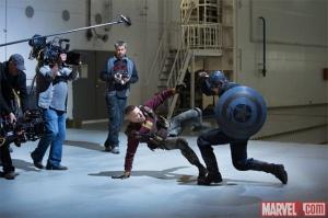georges-st-pierre-batroc-the-leaper vs Captain America in Captain America The Winter Soldier