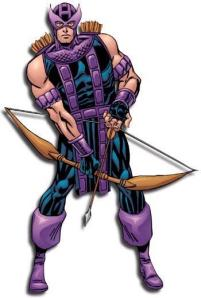 hawkeye marvel comics outfit