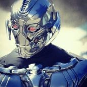 Maybe Ultron from The Avengers Age of Ultron