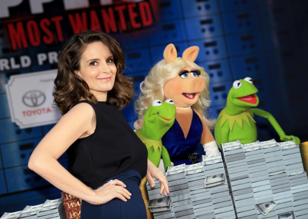 Muppets Most Wanted Tina Fey Lyles Movie Files | TV...