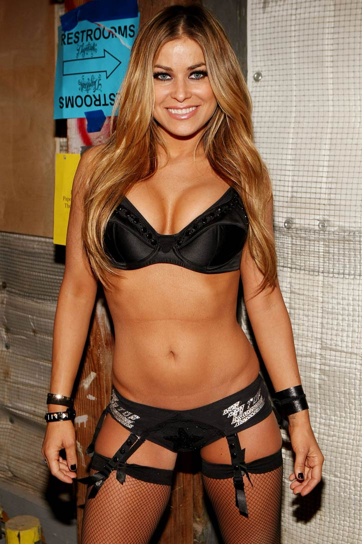 Birthday Wishes April Carmen Electra Victoria S