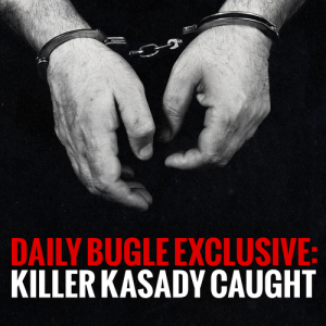 Daily Bugle news on Kassidy Amazing Spider-Man 3