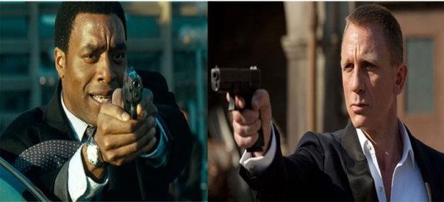 Ejiofor vs Craig James Bond 25