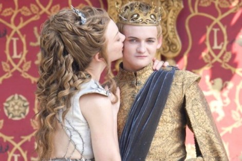 Game of Thrones - Margaery and Joffrey