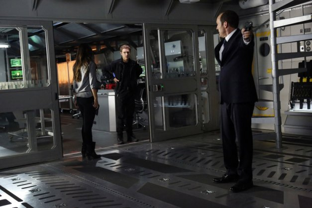 Marvel's Agents of SHIELD Episode 17 Turn Turn - Coulson, Skye and Fitz