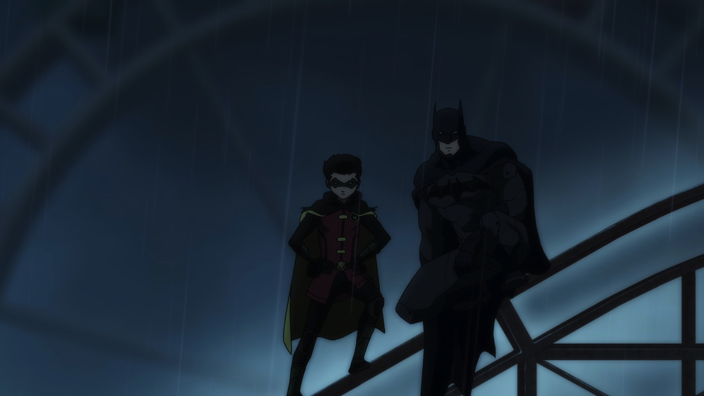 """Check out this new clip of """"Son of Batman"""" - Killer Croc ..."""