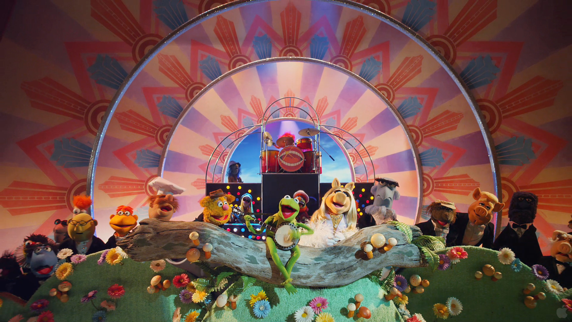 Review: The Muppets (2...