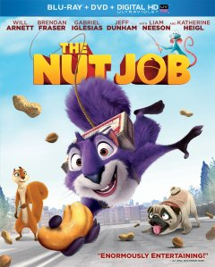 the nut job blu ray cover