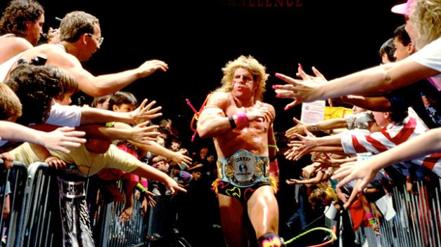 The Ultimate Warrior RIP