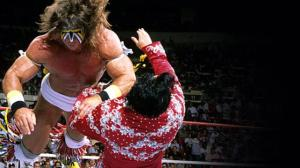 The Ultimate Warrior vs The Honky Tonk Man Summerslam 88