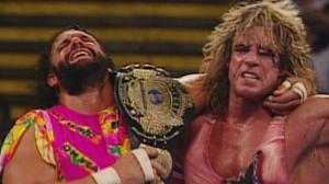 ultimate warrior and randy savage summerslam 92