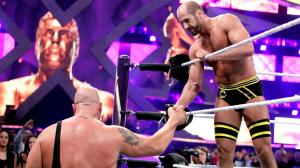 wrestlemania 30 - big show and cesaro