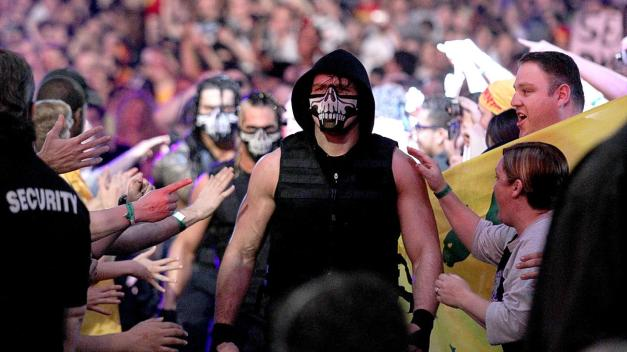 wrestlemania 30 - the shield