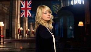 The Amazing Spider-Man 2 Emma Stone as Gwen Stacy