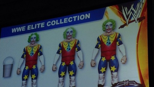 Doink WWE Elite