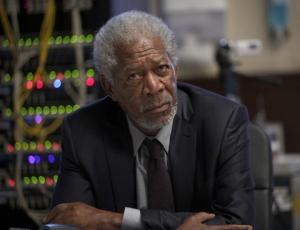 Jessica Forde/Universal Studios Morgan Freeman as Professor Samuel Norman