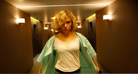 "Jessica Forde/Universal Studios Scarlett  Johansson in ""Lucy."""
