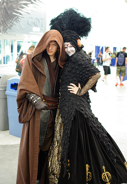 SDCC2014 cosplay – Anakin and - 64.8KB