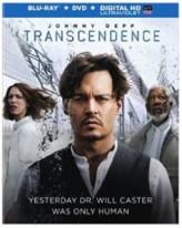 transcendence blu ray