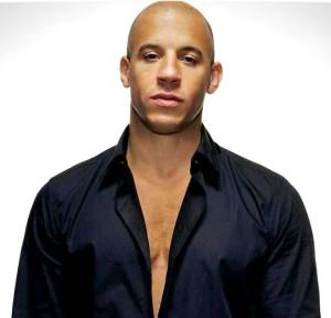 Vin Diesel 2014