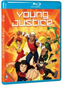 young justice blu ray cover