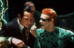 batman forever - two face and riddler