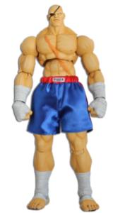 capo toys streetfighter sagat