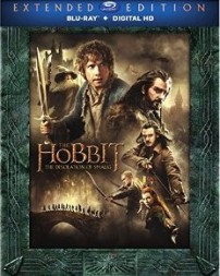 The Hobbit The Desolation of Smaug extended edition standard