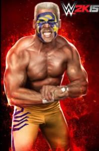 WWE2K15 Sting