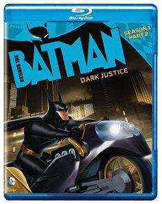 Beware the Batman Dark Justice