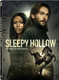 Sleepy Hollow season 1 blu ray