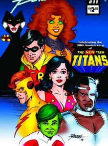 Teen Titans by George Perez