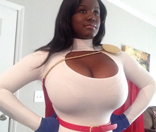 Found The Venus Noire As Power Girl