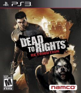 Dead to Rights Retribution game cover