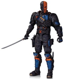 Deathstroke action figure