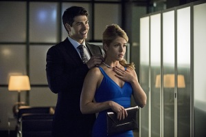 Arrow - Draw Back Your Bow - Ray and Felicity
